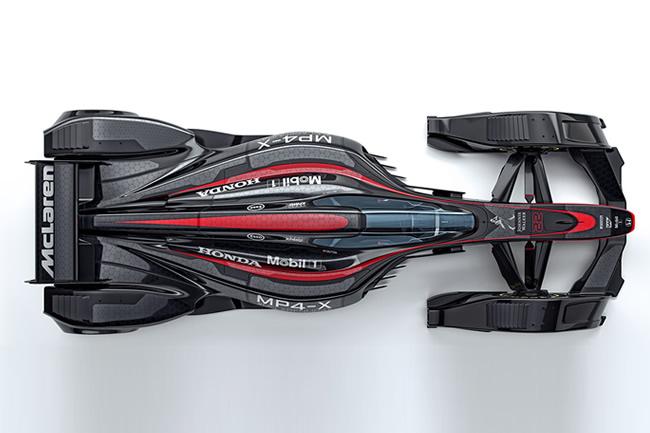 McLaren - MP4-X Concept