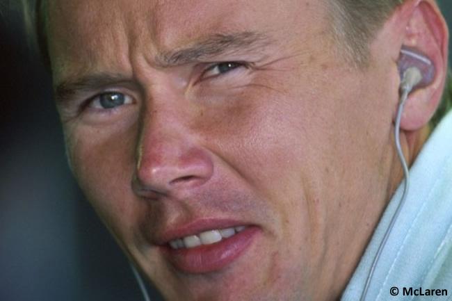 Mika Hakkinen - McLaren