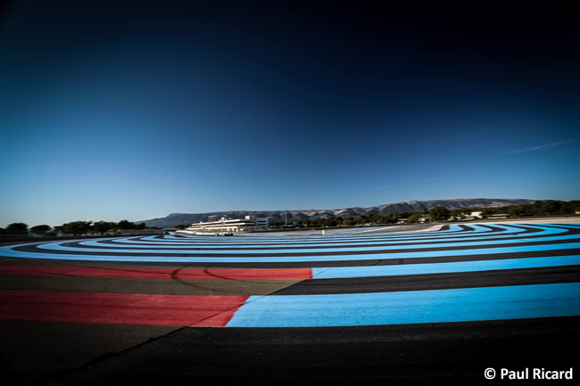 Circuito - Paul Ricard