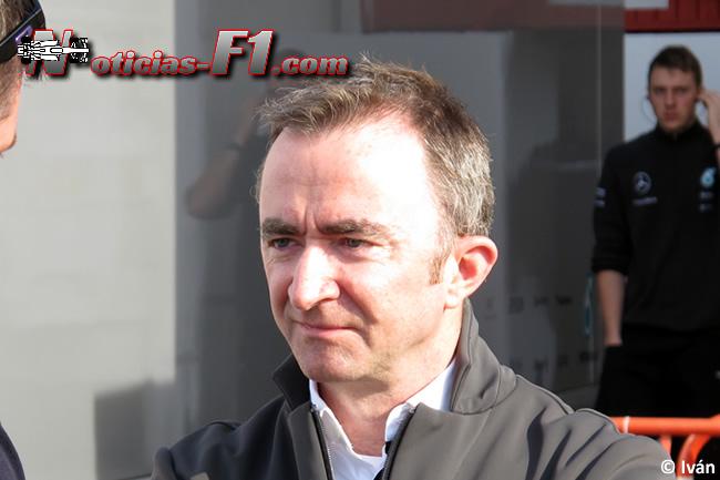 Paddy Lowe - Mercedes - www.noticias-f1.com
