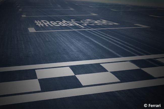 Scuderia Ferrari - #ReadySetRed