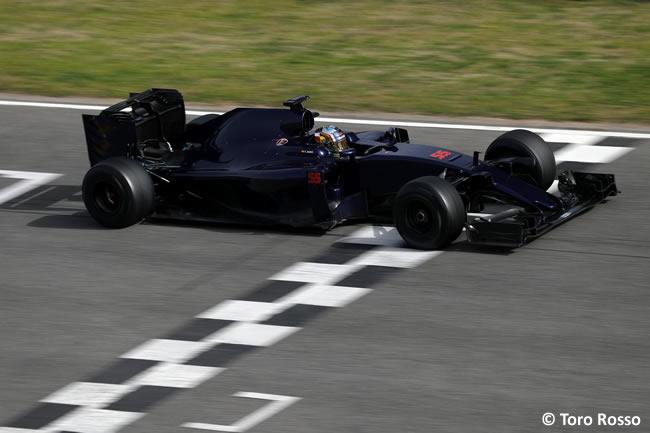 Carlos Sainz - Toro Rosso - 2016