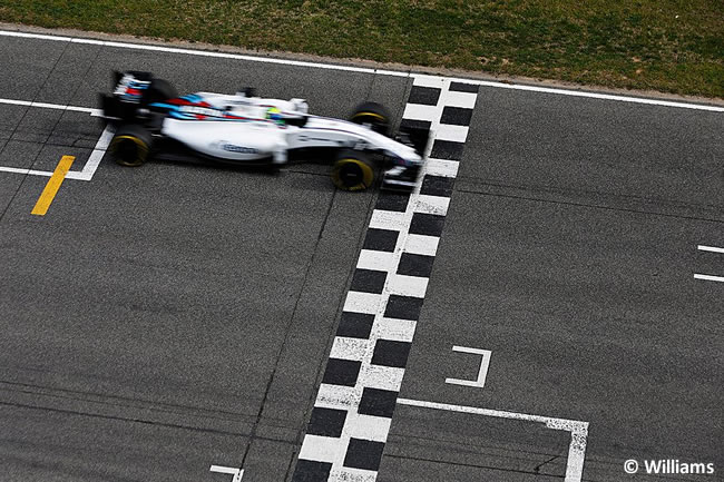 Felipe Massa - Williams - FW38