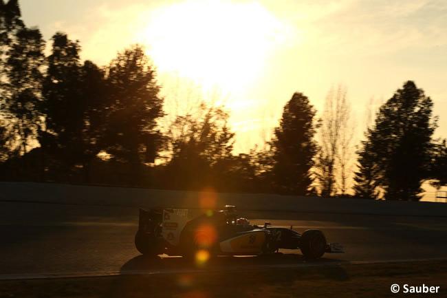 Felipe Nasr - Sauber 2016