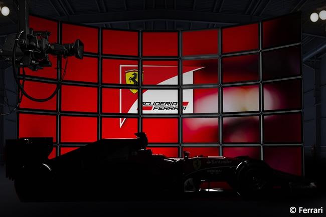 Scuderia Ferrari - Lanzamiento monoplaza 2016