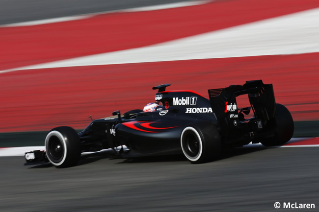 Jenson Button - McLaren - MP4-31