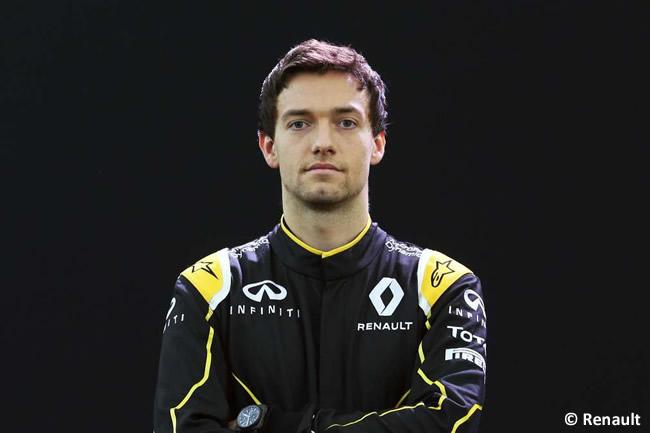Jolyon Palmer - Renault 2016