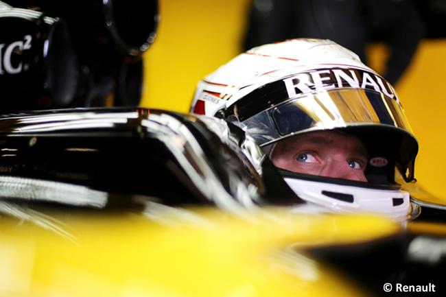 Kevin Magnussen - Renault - RS16