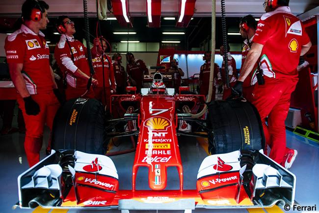 Kimi Raikkonen - Scuderia Ferrari - SF16-H