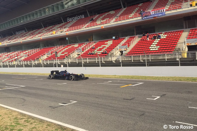 Max Verstappen - Toro Rosso - 2016