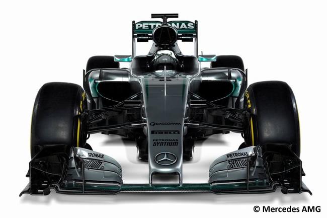 Mercedes AMG - F1 - W07 - 2016
