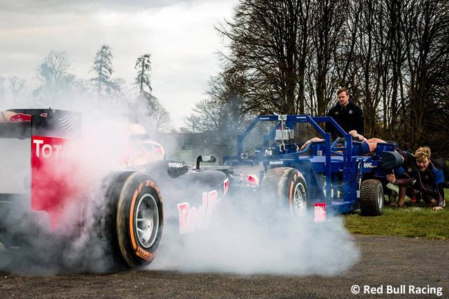 Red Bull Racing - Daniel Ricciardo - Bath Rugby Club