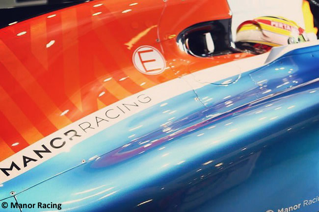 Rio Haryanto - Manor Racing