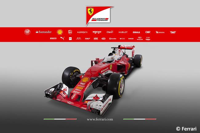 Scuderia Ferrari - SF16-H - Monoplaza 2016