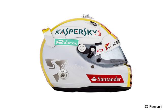 Scuderia Ferrari - SF16-H - Monoplaza 2016 - Sebastian Vettel