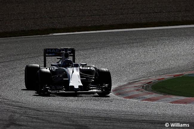 Valtteri Bottas Williams - FW38 - 2016