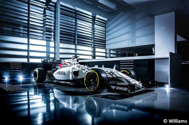 Williams - FW38 - 2016