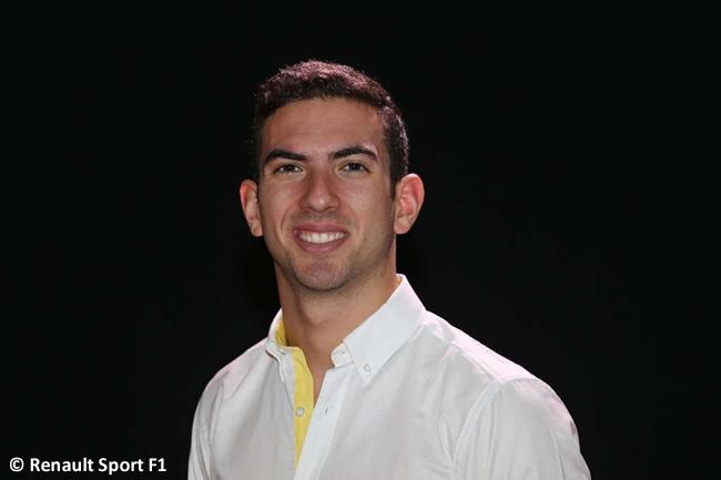Nicholas Latifi - Renault