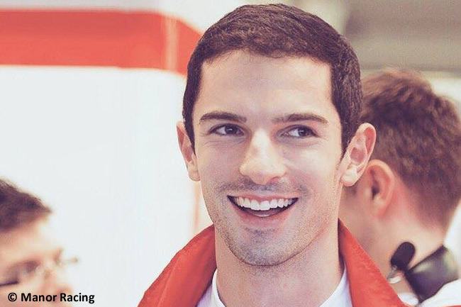 Alexander Rossi - Manor Racing