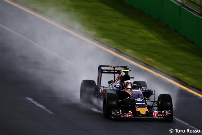 Carlos Sainz - Toro Rosso - Entrenamientos GP Australia 2016