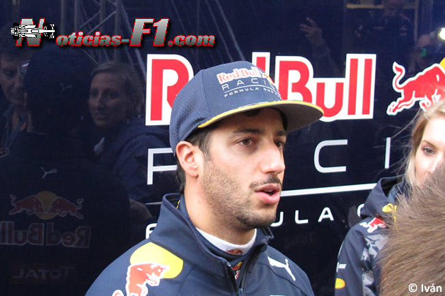 Daniel Ricciardo - Red Bull Racing - 2016 - www.noticias-f1.com