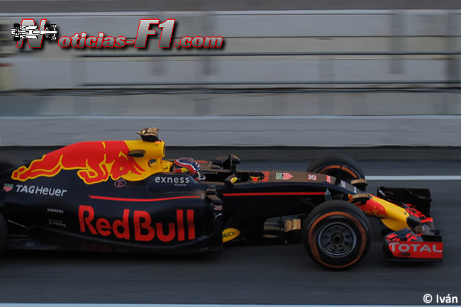 Daniil Kvyat - Red Bull Racing - www.noticias-f1.com