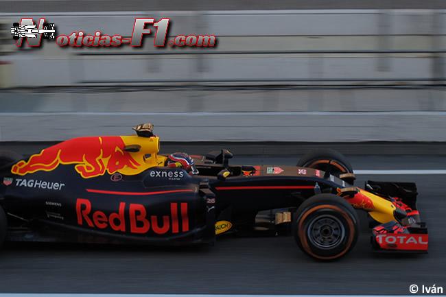 Daniil Kvyat - Red Bull Racing - www.noticias-f1.com