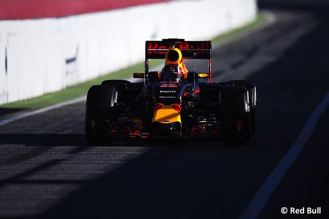 Daniil Kvyat - Red Bull - RB12