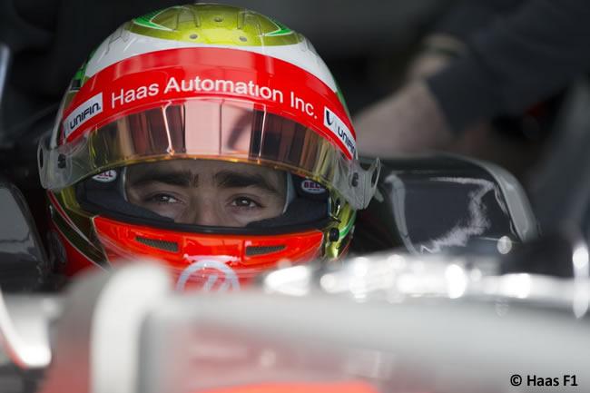 Esteban Gutiérrez - Haas F1