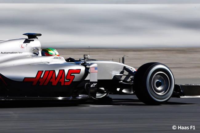 Esteban Gutiérrez - Haas F1 - VF16