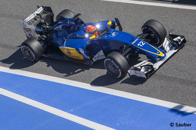 Felipe Nasr - Sauber - C35