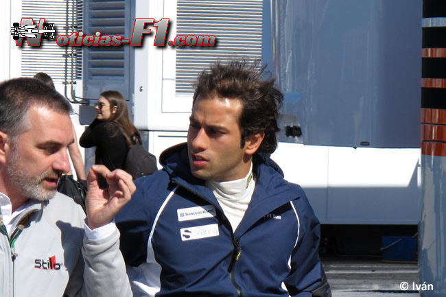 Felipe Nasr - Sauber - www.noticias-f1.com