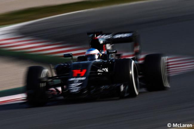Fernando Alonso - McLaren - MP4-31
