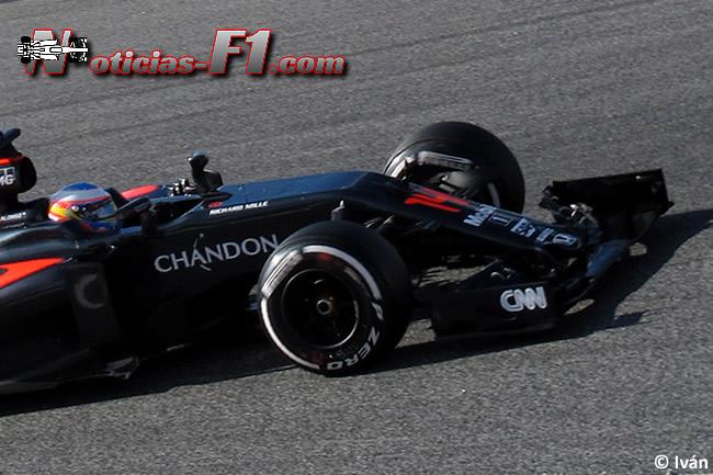 Fernando Alonso - McLaren - Honda - 2016 - www.noticias-f1.com