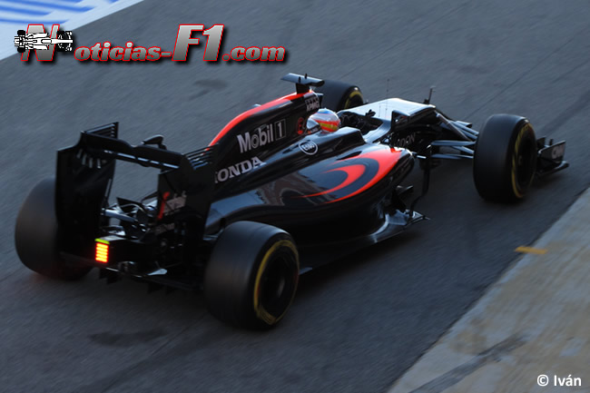 Fernando Alonso - McLaren - MP4-31
