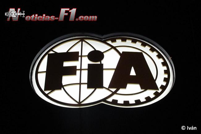 Logo FIA - www.noticias-f1.com