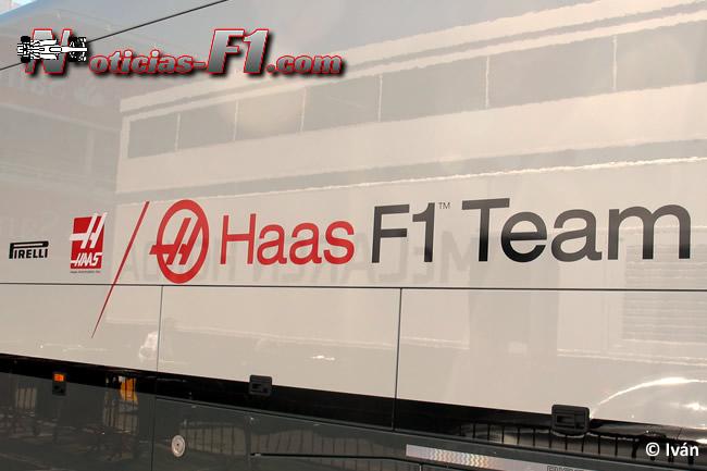 Haas F1 Team - Logo - www.noticias-f1.com