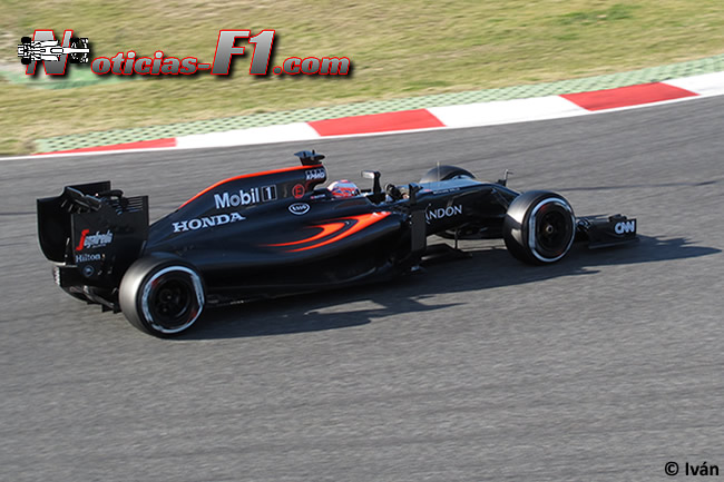 Jenson Button - McLaren - MP4-31 - www.noticias-f1.com