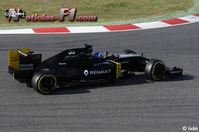 Jolyon Palmer - Renault - RS 16 - www.noticias-f1.com