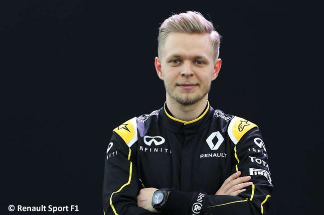Kevin Magnussen - Renault Sport F1