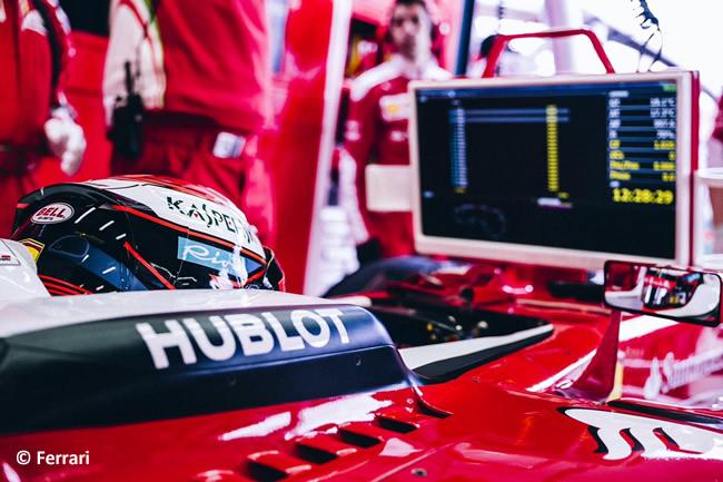 Kimi Raikkonen - Scuderia Ferrari - Entrenamientos Australia 2016
