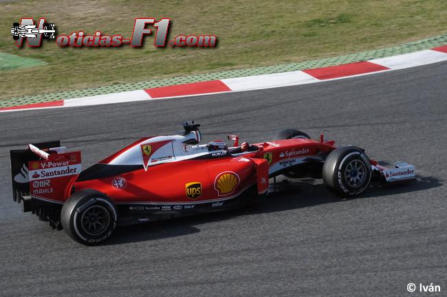 Kimi Raikkonen - Scuderia Ferrari - SF16-H - www.noticias-f1.com