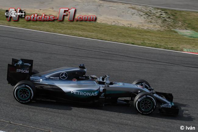 Lewis Hamilton - Mercedes F1 W07 - www.noticias-f1.com