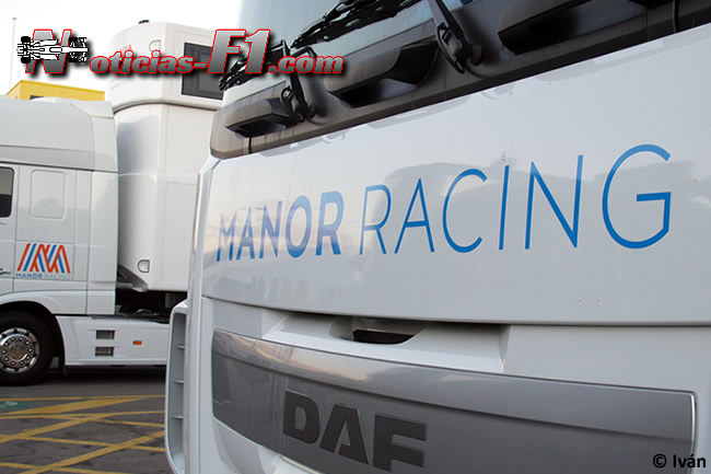Manor Racing - Logo - www.noticias-f1.com