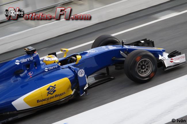 Marcus Ericsson - Sauber - C35 - www.noticias-f1.com