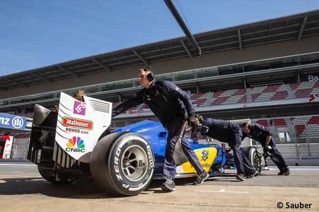 Marcus Ericsson - Sauber - C35