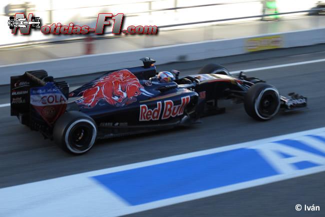 Max Verstappen - Toro Rosso - STR11 - www.noticias-f1.com