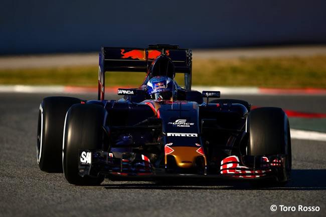 Max Verstappen - Scuderia Toro Rosso - STR11