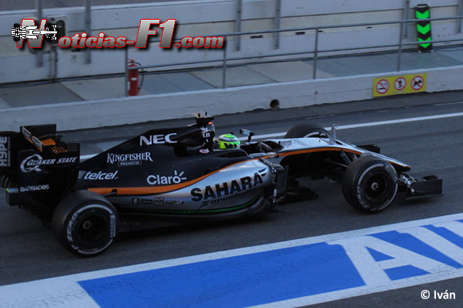 Nico Hulkenberg - Force India - VJM09- www.noticias-f1.com