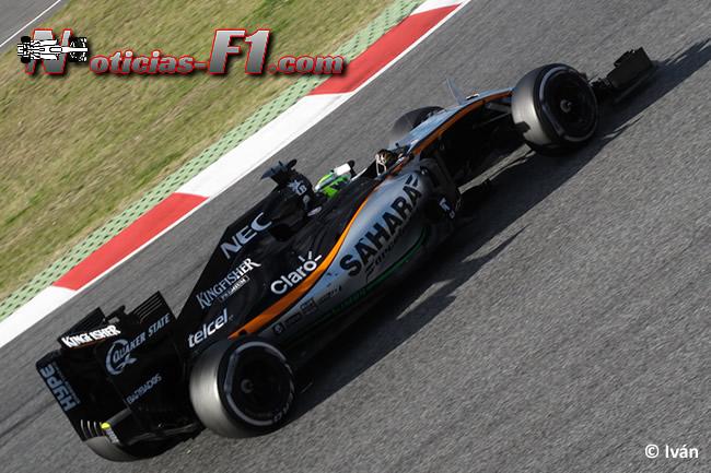 Nico Hulkenberg - Force India - VJM09 - www.noticias-f1.com